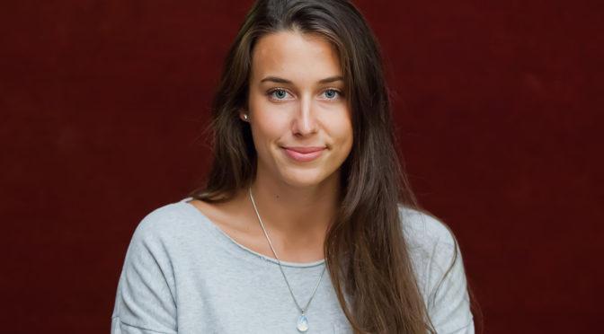 Lénárdt Laura - fotó: Mészáros Csaba