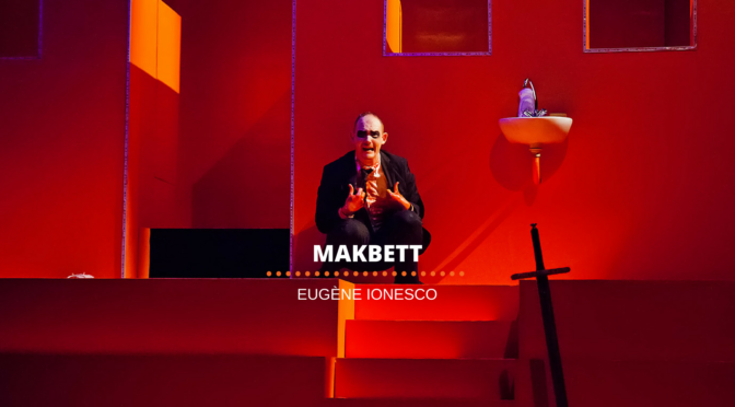 Ionesco: Makbett